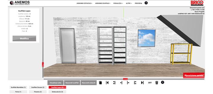 Umbraco per il sito e l 39 app per brico center it power net for Brico arreda srl